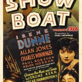 Show Boat is listed (or ranked) 15 on the list The Best '30s Romance Movies