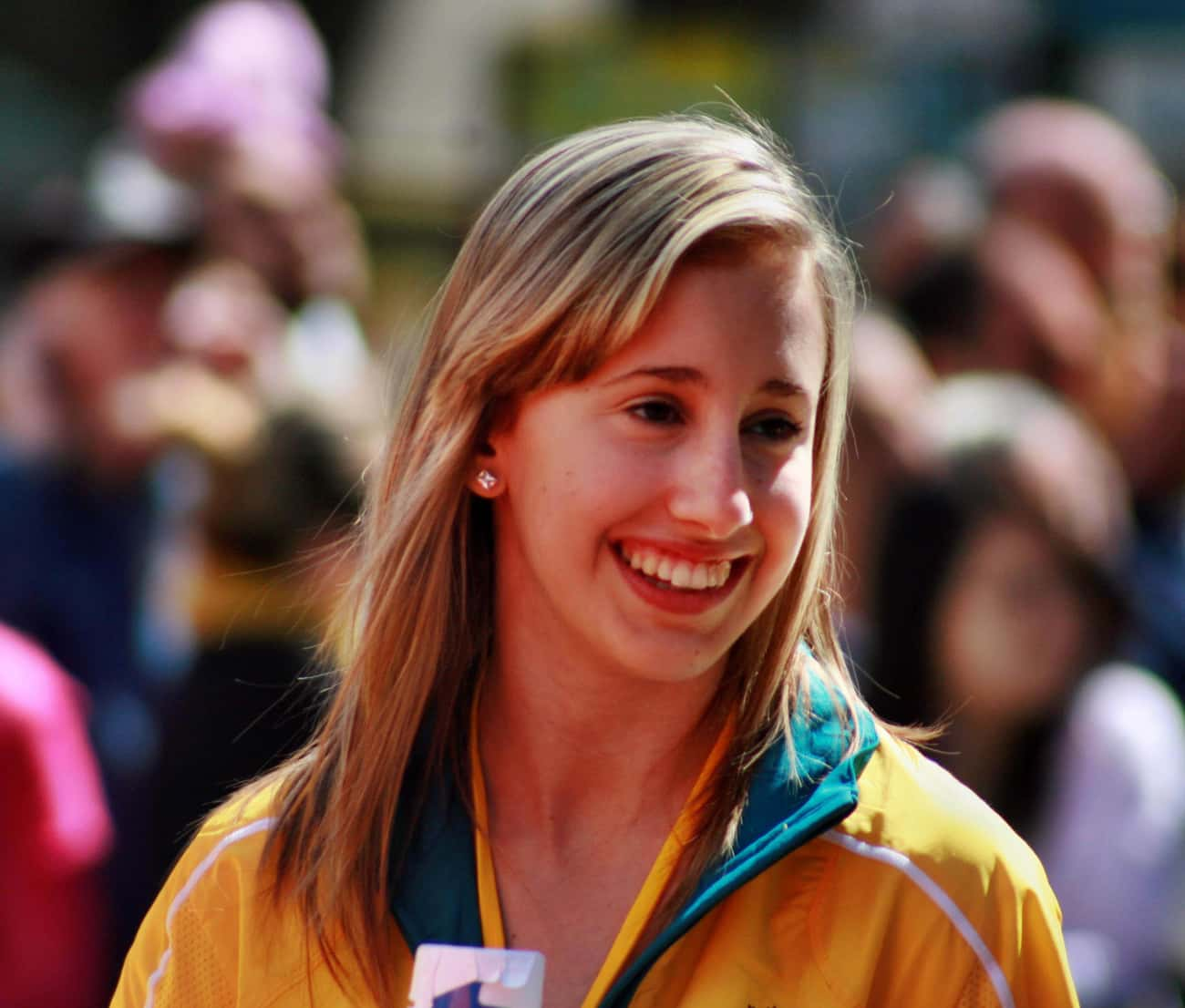 Ashleigh Brennan is listed (or ranked) 1 on the list Famous Gymnasts from Australia