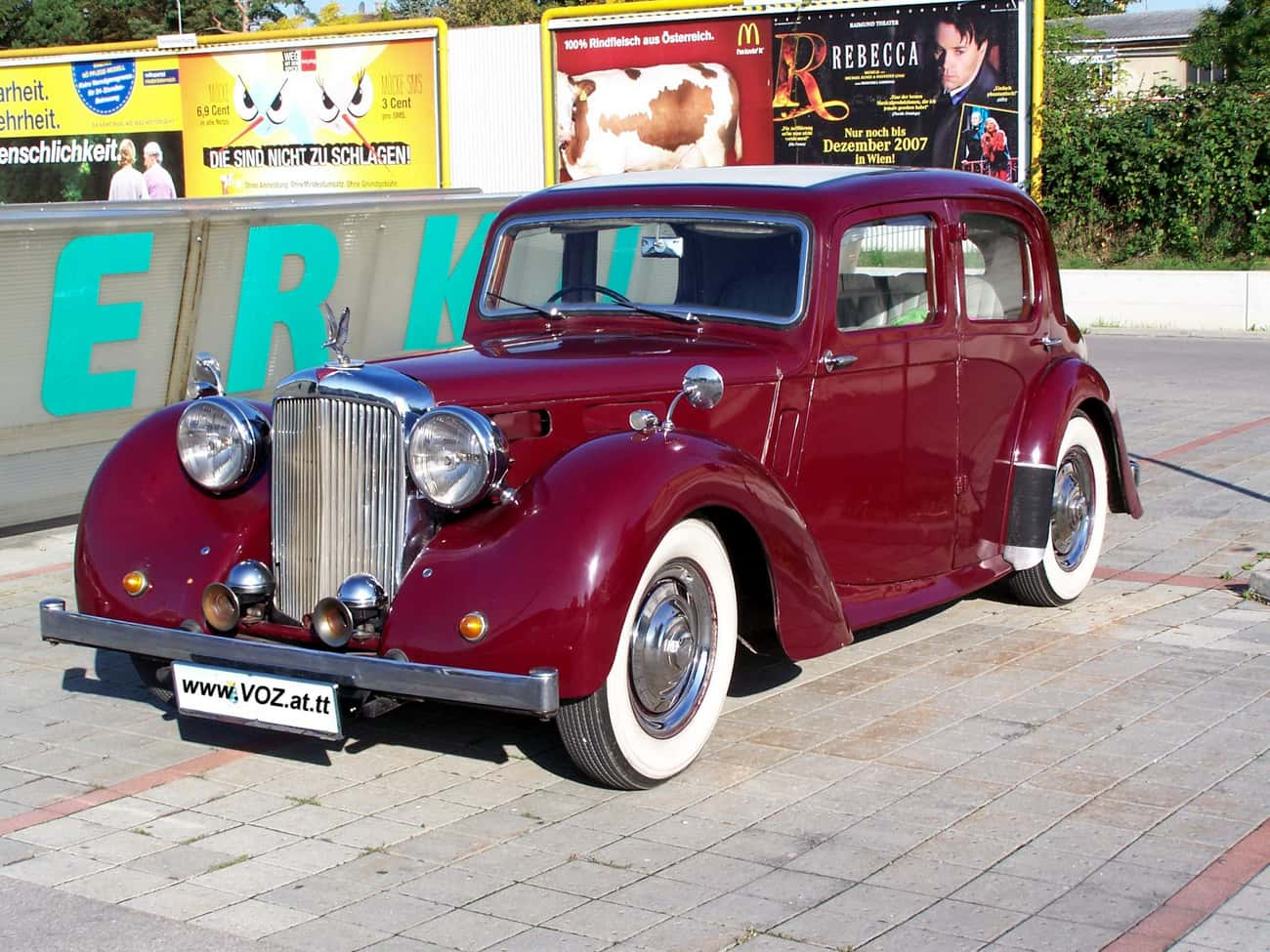 Alvis TA 14 is listed (or ranked) 1 on the list Full List of Alvis Cars Models
