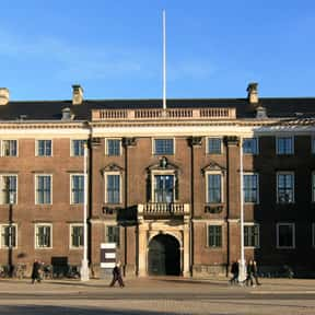 Charlottenborg Palace is listed (or ranked) 22 on the list Famous Baroque Architecture Buildings