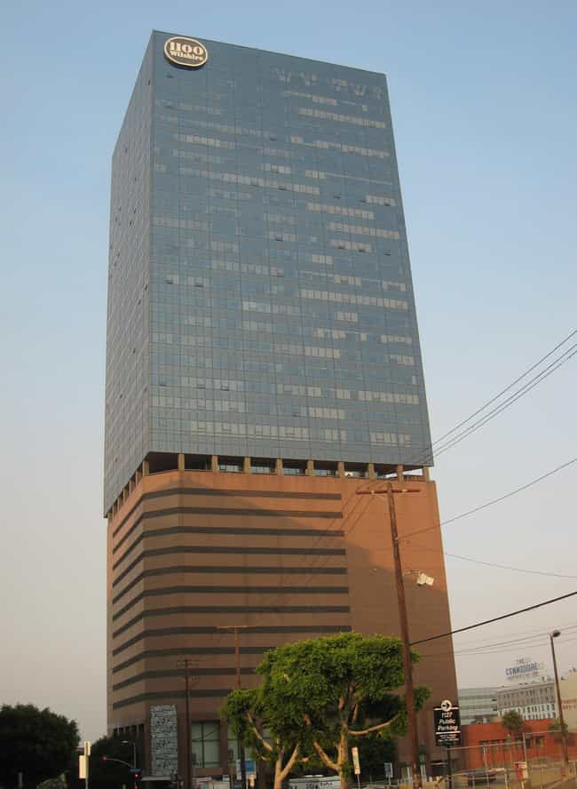 1100 Wilshire is listed (or ranked) 1 on the list List of Famous Los Angeles Buildings & Structures