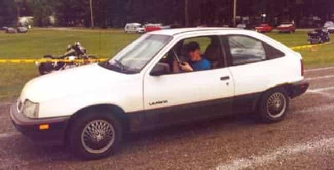 1988 Pontiac LeMans Seda... is listed (or ranked) 2 on the list List of Popular Pontiac LeManss