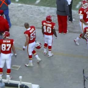 Brad Cottam is listed (or ranked) 23 on the list The Best Kansas City Chiefs Tight Ends Of All Time