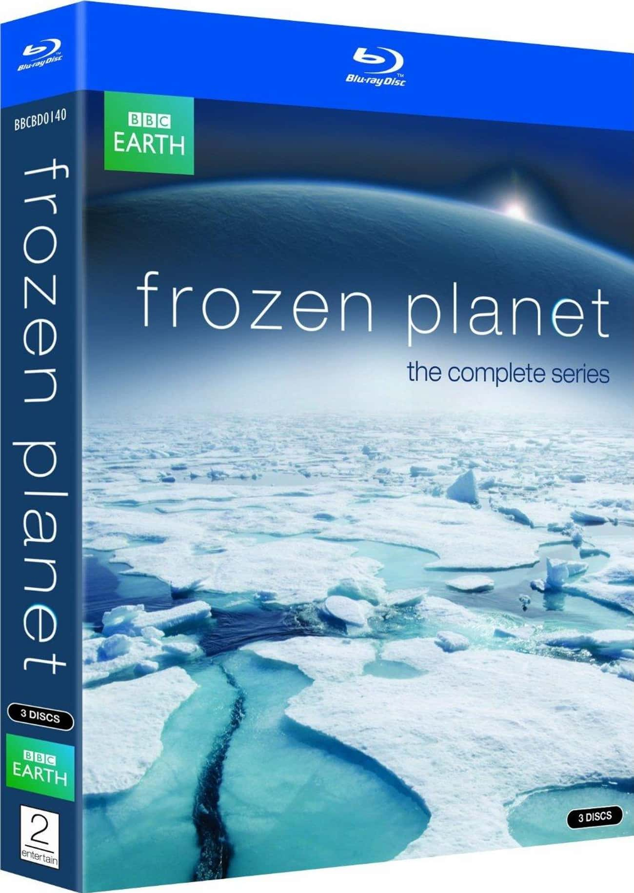 Frozen Planet is listed (or ranked) 4 on the list The Best Oceanic Documentary Series