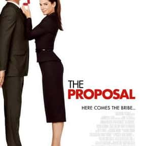 The Proposal is listed (or ranked) 3 on the list Romantic Movies Your Girlfriend Forces You To Watch
