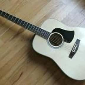 Acoustic guitar is listed (or ranked) 2 on the list Plucked String Instrument - Instruments in This Family