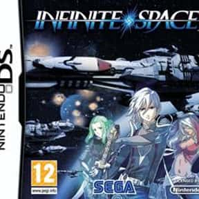 Infinite Space is listed (or ranked) 16 on the list The Best Space Combat Simulator Games of All Time