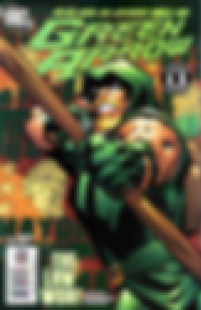 Green Arrow is listed (or ranked) 4 on the list The Best Superhero Day Jobs