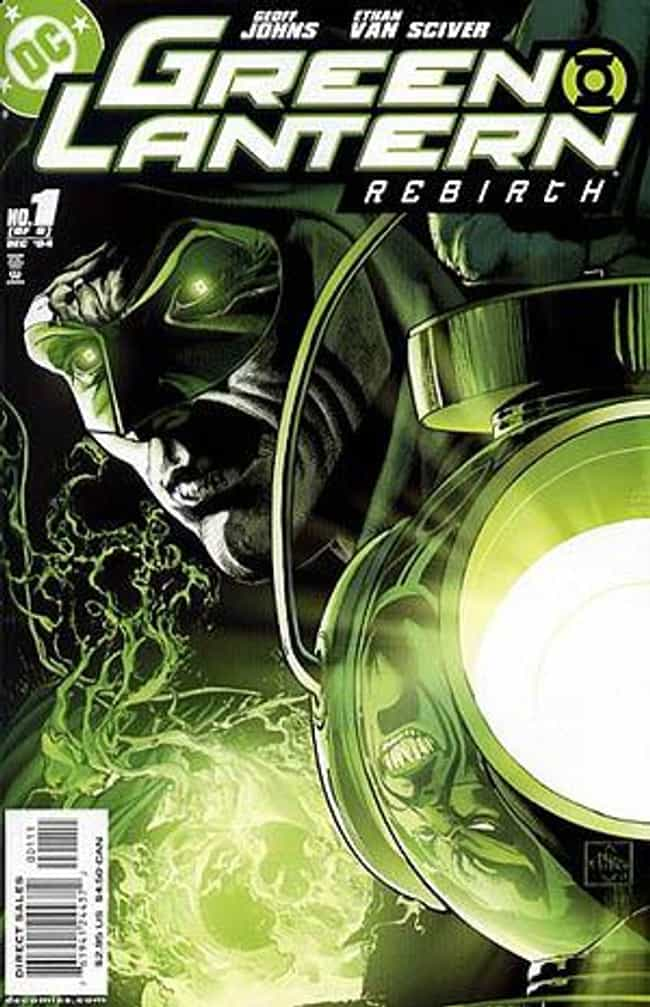 Green Lantern: Rebirth ... is listed (or ranked) 3 on the list The Greatest Green Lantern Stories Ever Told