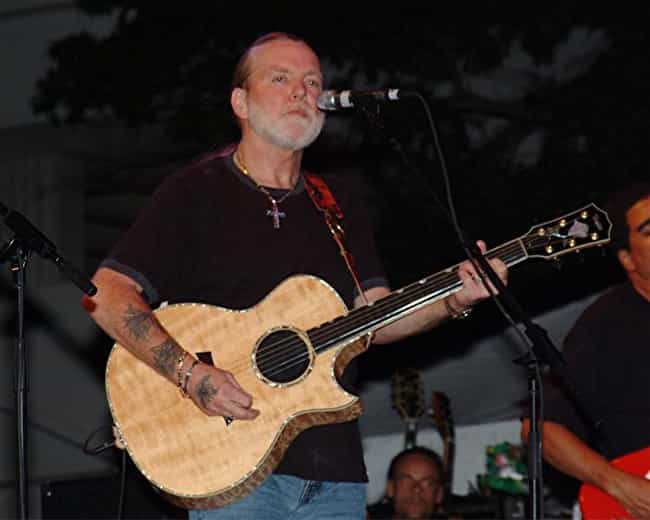 Gregg Allman is listed (or ranked) 2 on the list Men Who Shannon Wilsey Has Dated