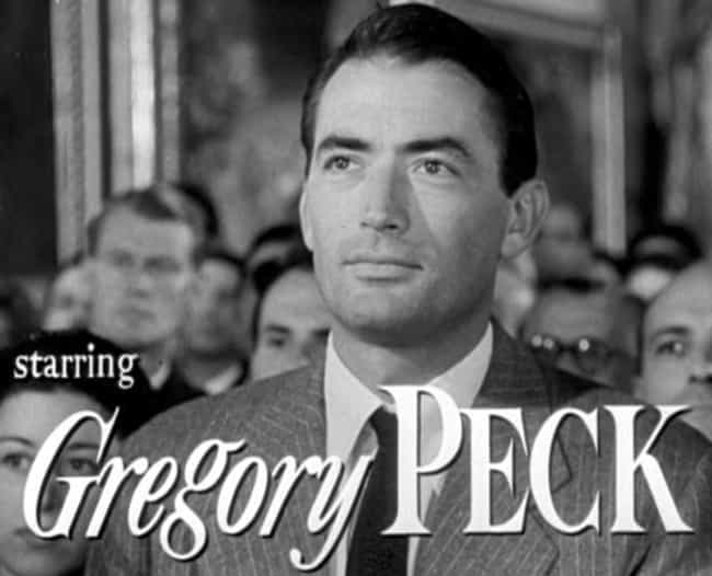 Gregory Peck is listed (or ranked) 5 on the list Cape Cod Celebrities