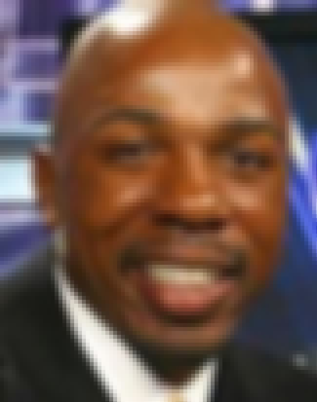 Greg Anthony is listed (or ranked) 3 on the list List of Famous Sports Analysts