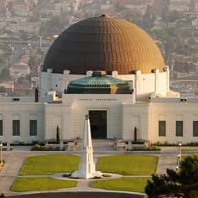 Griffith Observatory is listed (or ranked) 1 on the list The Top Must-See Attractions in Los Angeles