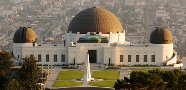 Griffith Observatory is listed (or ranked) 4 on the list The Best Things To Do With Your Kids in LA