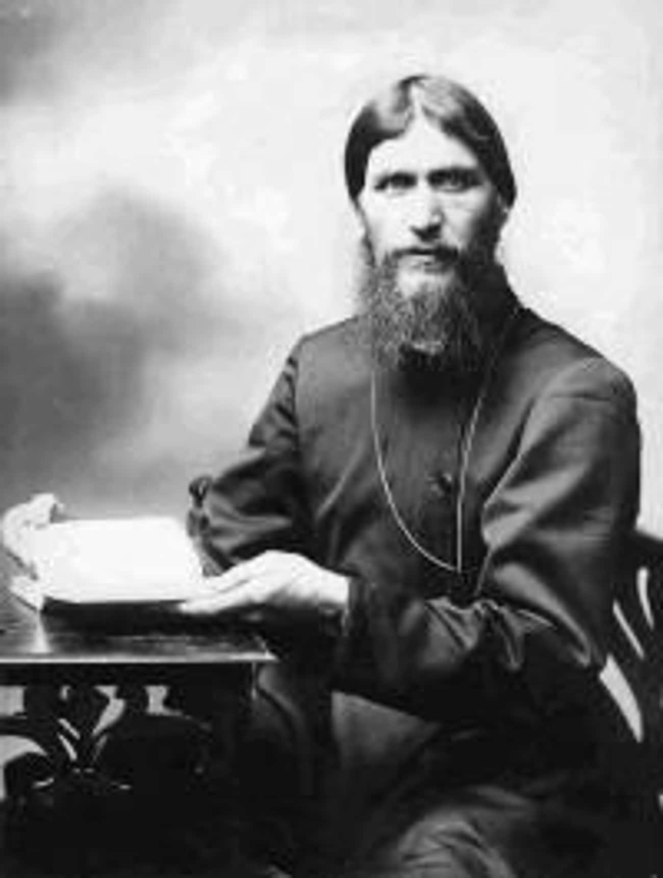 Grigori Rasputin is listed (or ranked) 4 on the list Famous People Who Drowned