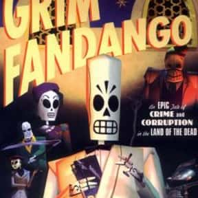 Grim Fandango is listed (or ranked) 5 on the list The Best Point and Click Adventure Games Of All Time