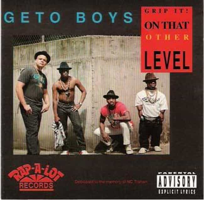 Grip It! On That Other L... is listed (or ranked) 3 on the list The Best Geto Boys Albums of All Time