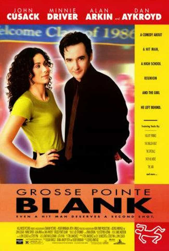 Grosse Pointe Blank is listed (or ranked) 4 on the list Joan Cusack Romantic Comedy Roles