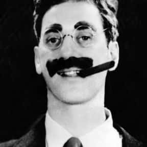 Groucho Marx is listed (or ranked) 19 on the list The Funniest Slapstick Comedians of All Time