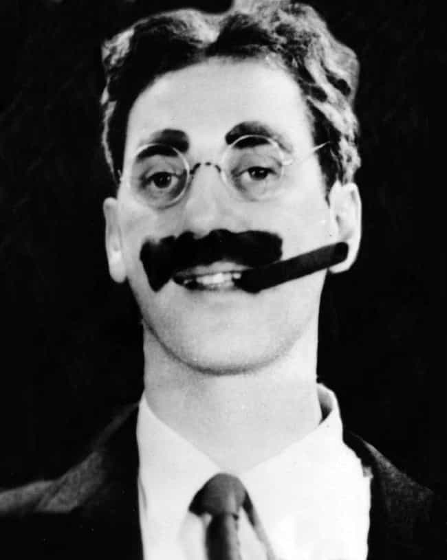 Groucho Marx is listed (or ranked) 2 on the list Famous People Born in 1890