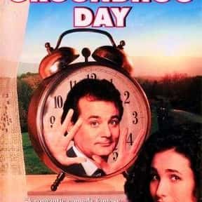 Groundhog Day is listed (or ranked) 7 on the list The Best Michael Shannon Movies