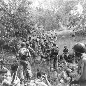 Guadalcanal Campaign is listed (or ranked) 16 on the list The Most Important Battles in US History