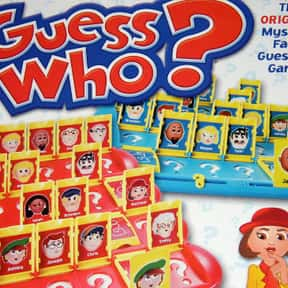 Guess Who? is listed (or ranked) 17 on the list The Best Board Games for Parties