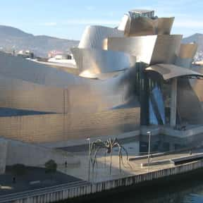 Guggenheim Museum, Bilbao is listed (or ranked) 22 on the list The Best Museums in the World