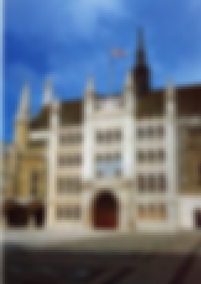 Guildhall, London is listed (or ranked) 2 on the list List of Horace Jones Architecture