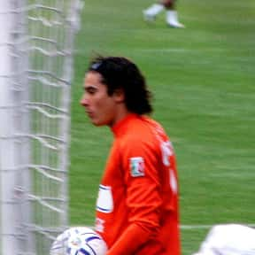Guillermo Ochoa is listed (or ranked) 23 on the list The Best Soccer Goalies of All Time