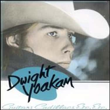 Guitars, Cadillacs Etc. Etc. is listed (or ranked) 1 on the list The Best Dwight Yoakam Albums of All Time