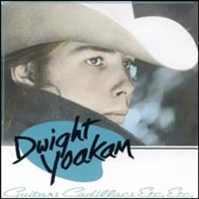 Guitars, Cadillacs Etc. Etc. is listed (or ranked) 2 on the list The Best Dwight Yoakam Albums of All Time