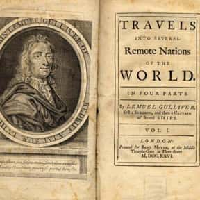 Gulliver's Travels is listed (or ranked) 6 on the list The Best Satirical Novels