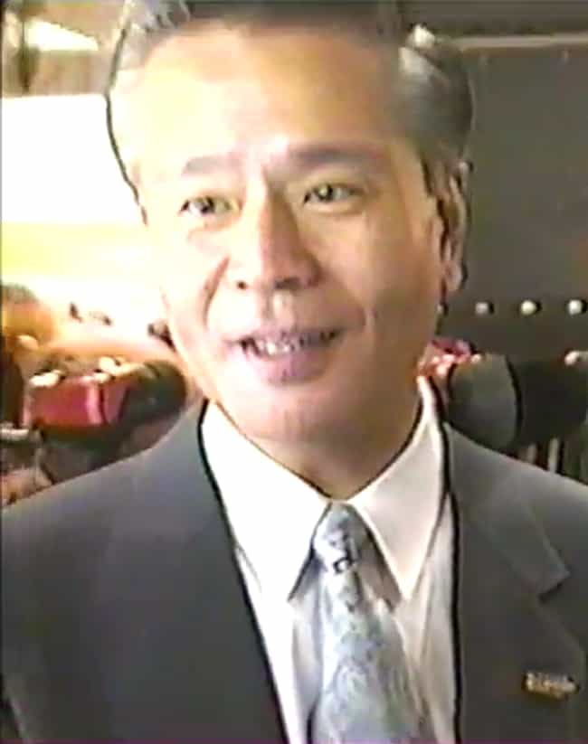 Gunpei Yokoi is listed (or ranked) 3 on the list The Top Nintendo Employees