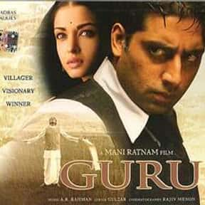 Guru is listed (or ranked) 25 on the list The Best Movies About Business