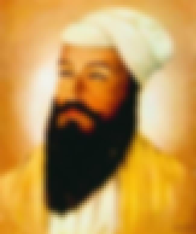 Guru Tegh Bahadur is listed (or ranked) 8 on the list List of Famous Gurus
