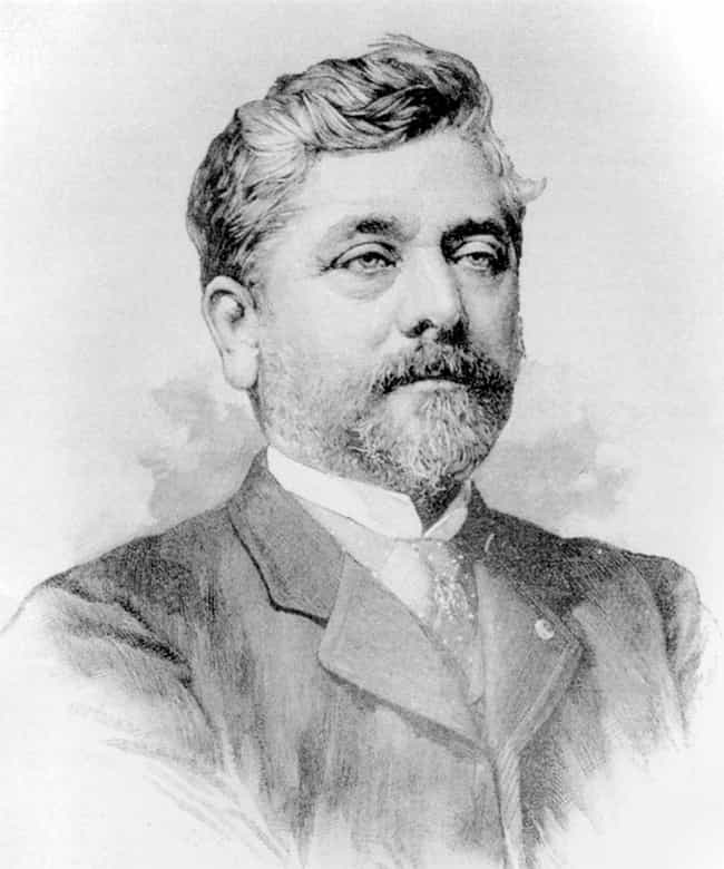 Gustave Eiffel is listed (or ranked) 3 on the list Famous Male Chemical Engineers