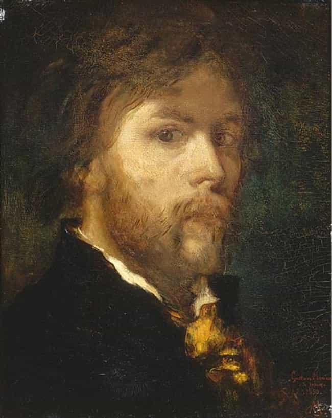 Gustave Moreau is listed (or ranked) 4 on the list Famous Symbolist Artists, Ranked