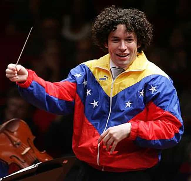 Gustavo Dudamel is listed (or ranked) 4 on the list Famous Composers from Venezuela
