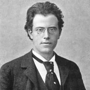 Gustav Mahler is listed (or ranked) 13 on the list List of Famous Conductors