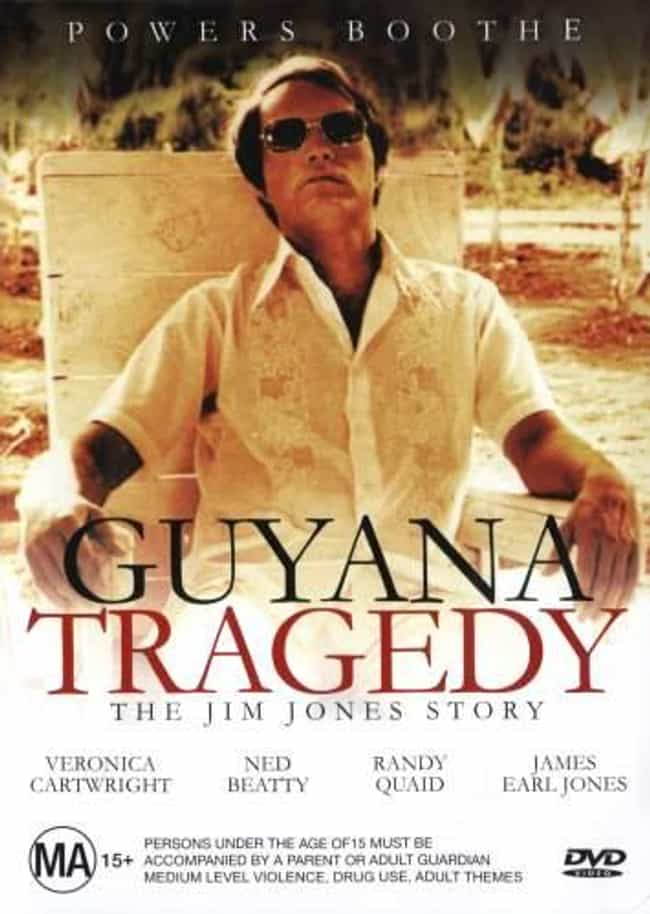 Guyana Tragedy: The Story of J... is listed (or ranked) 3 on the list The Best Cult Documentary Series