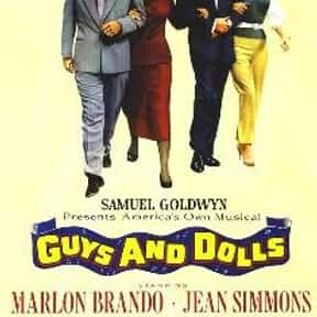 Guys and Dolls is listed (or ranked) 24 on the list The Best Romance Movies of the '50s