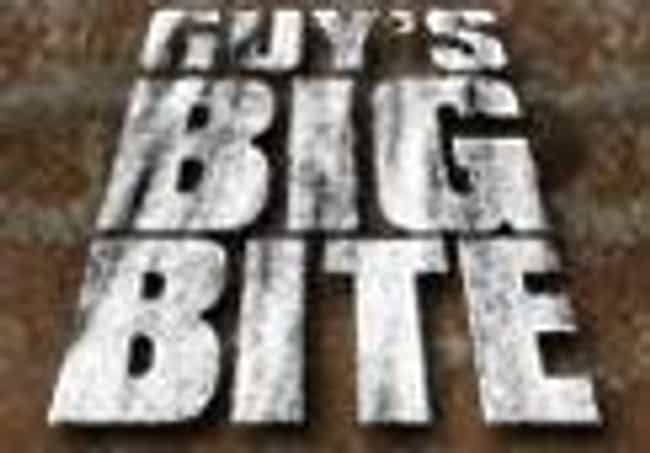 Guy's Big Bite is listed (or ranked) 4 on the list TV Shows Produced By Mark Dissin