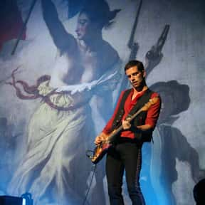 Guy Berryman is listed (or ranked) 19 on the list Famous University College London Alumni