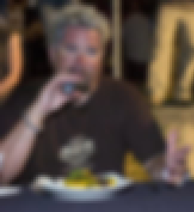 Guy Fieri is listed (or ranked) 3 on the list Famous American River College Alumni/Students