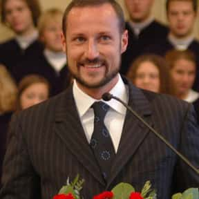 Haakon, Crown Prince of Norway is listed (or ranked) 4 on the list Famous People From Norway