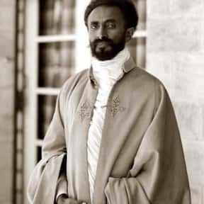 Haile Selassie is listed (or ranked) 22 on the list List of Famous Monarchs