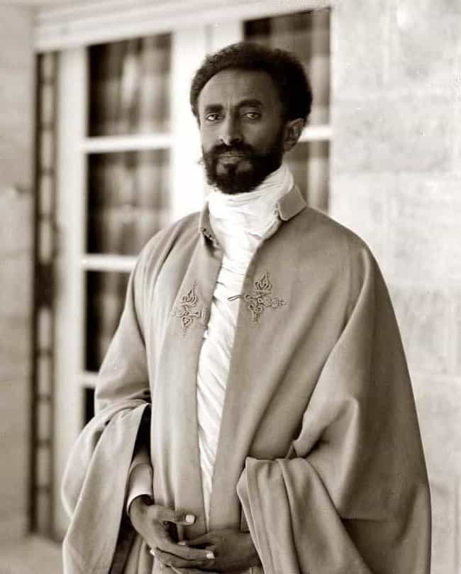 Haile Selassie is listed (or ranked) 3 on the list Famous People Who Died in Surgery