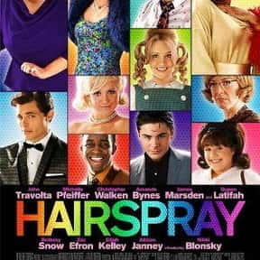 Hairspray is listed (or ranked) 9 on the list The Best Musical Love Story Movies