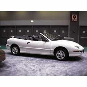1998 Pontiac Sunfire Sedan
